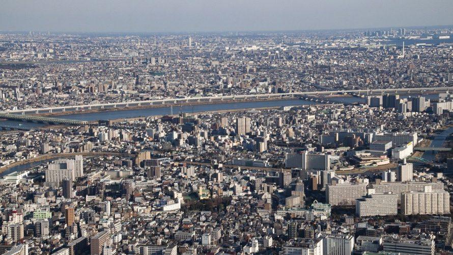 東京都の積極的検査の代償あるいは利点または影響